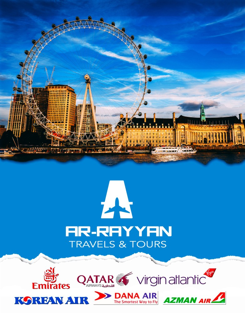 Travel Poster for Ar-rayyan Travels & Tours Agency
