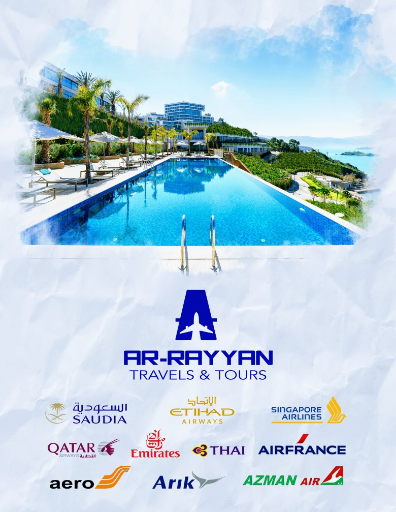 Travel Poster for Ar-rayyan Travels & Tours