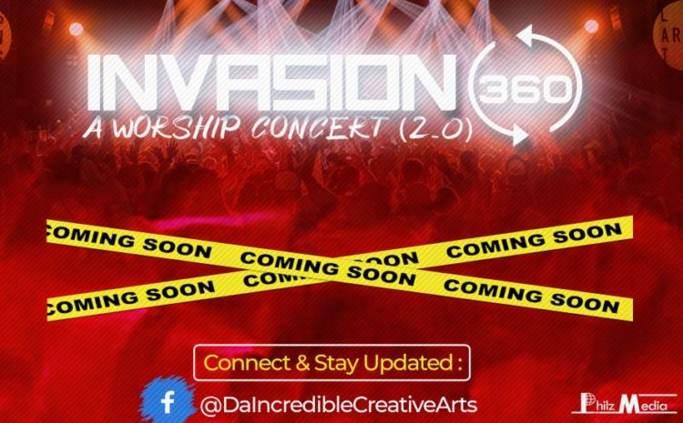 Concert Event Church Flyer Graphic Design Services in Kano, Kano State, Nigeria and Graphics