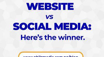 Website vs Social Media for your Business: Here's the winner.