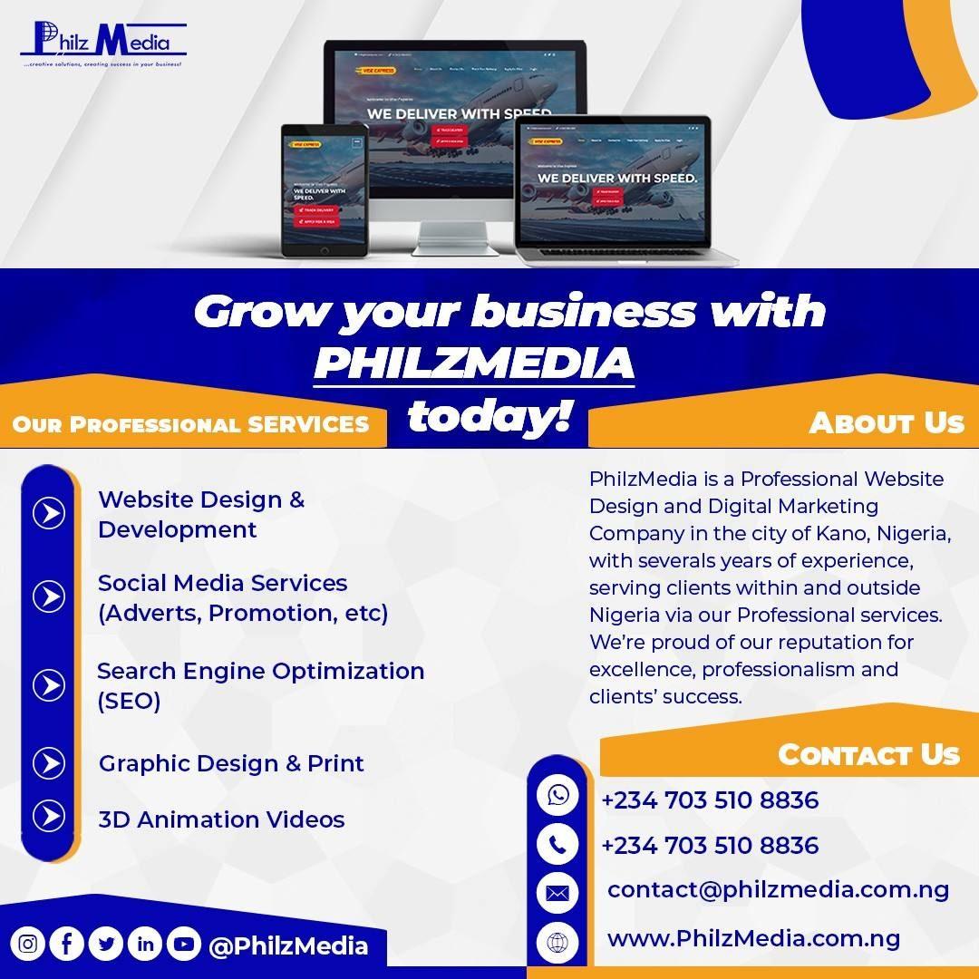 Web Design service in Kano, Web Design and digital marketing Company in Kano , Web design company in Kano State, Nigeria , Web design and development company in Kano State, Nigeria